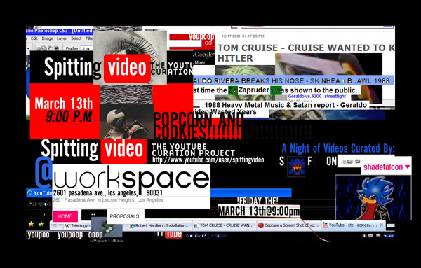 Workspace Blog Archive Spitting Video The Youtube Curation Mar 13